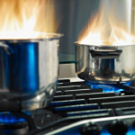 Kitchen fires are the number one cause for house fires | Emergency water and fire restoration services by Roth Company and Roth Construction of Cleveland and Elyria, Oh