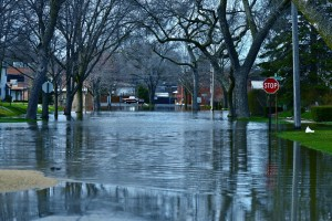 Category 3 Black Water Loss is from rivers and streams and are dangerous   Emergency water damage restoration services by Roth Companies and Roth Construction Company services water, fire, smoke damage restoration and remediation for Cleveland and Elyria, Ohio areas