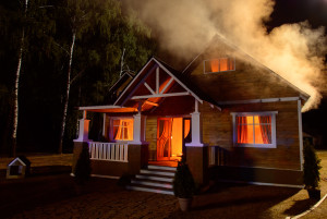 House fires cause significant damages to your home or business | Professional fire restoration services by Roth Companies and Roth Construction Company services water, fire, smoke damage restoration and remediation for Cleveland and Elyria, Ohio areas