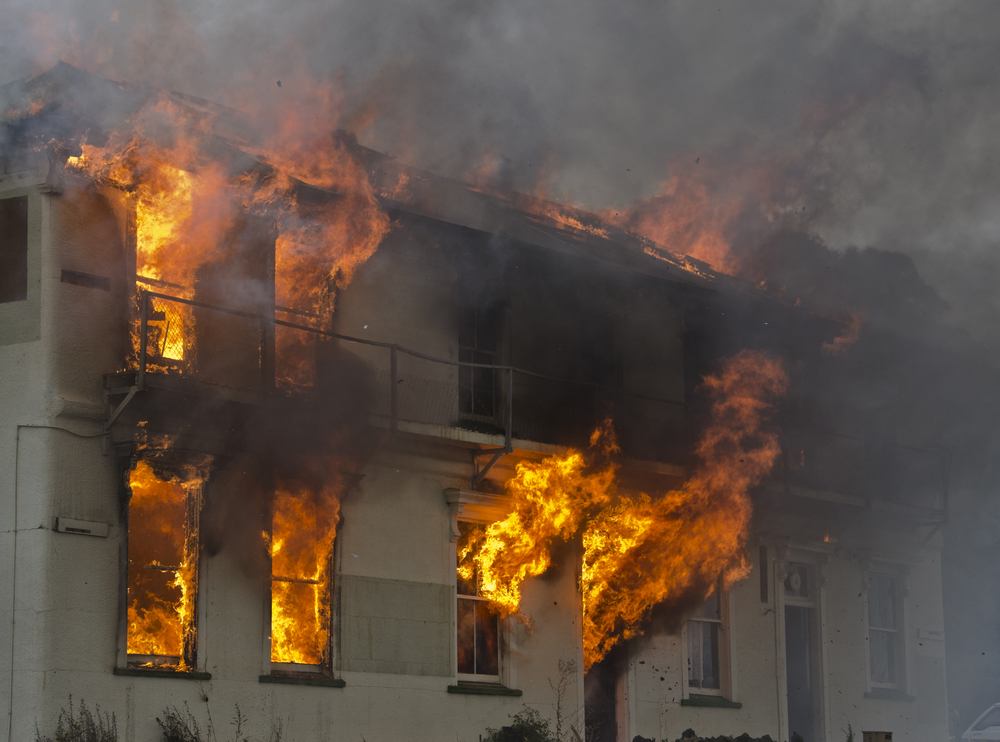 Practice your apartment fire escape plan at least once per year | Fire damage restoration services by Roth Companies and Roth Construction Company services water, fire, smoke damage restoration and remediation for Cleveland and Elyria, Ohio areas