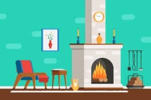 Chimney Heating Home Fireplace Home Interior Fire Prevention Clean Chimney Roth Companies and Roth Construction Company services water, fire, smoke damage restoration and remediation for Cleveland, Elyria, Akron, Canton, Sandusky, Youngstown, OH, Ohio areas