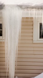 Preventing Water Damage from Ice Dams During Winter Roth Companies and Roth Construction Company services water, fire, smoke damage restoration and remediation for Cleveland, Elyria, Akron, Canton, Sandusky, Youngstown, OH, Ohio areas