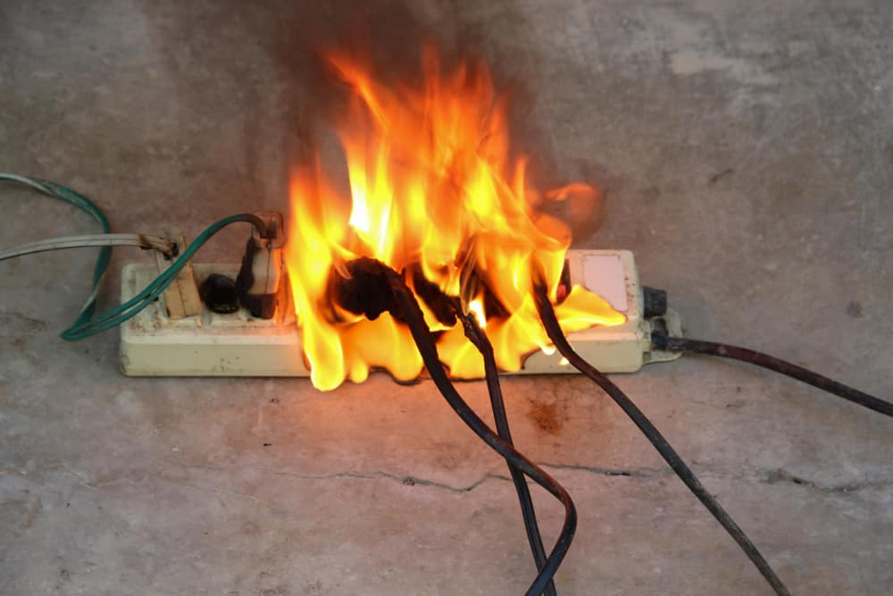How Do You Prevent An Electrical Fire At Your Business
